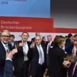 Beim Brückenbaupreis 2018