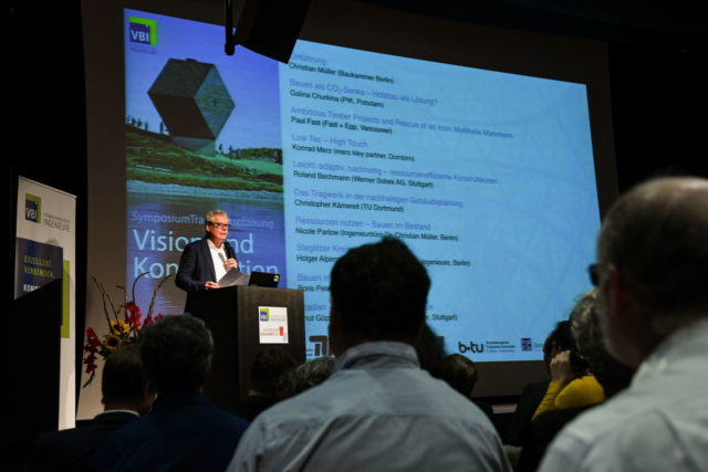 """Friday for Future"" der Tragwerksplaner – VBI-Symposium in Berlin"