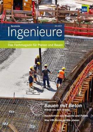 VBI-Magazin Nr. 03/04 2017 - Bauen mit Beton