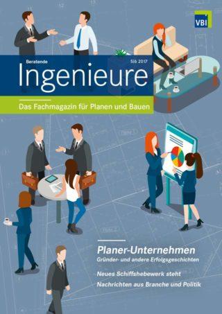 VBI-Magazin Nr. 05/06 2017 - Planer-Unternehmen