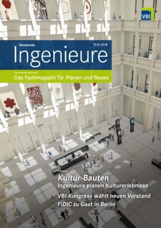 VBI-Magazin Nr. 09/10 2018 - Kultur-Bauten