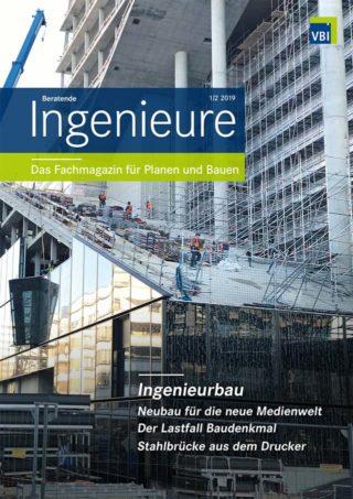VBI-Magazin Nr. 01/02 2019 - Ingenieurbau