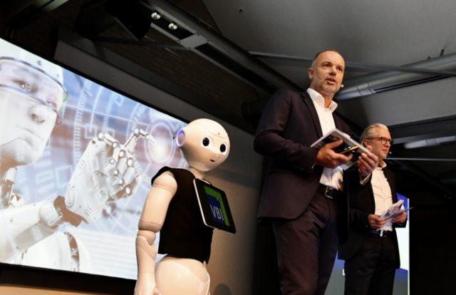 Ingenieurbüro 2030 – Willkommen Kollege Roboter?