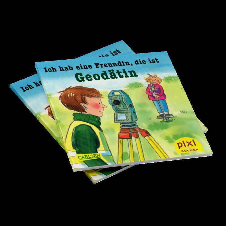 Pixi-Buch_Geodaetin