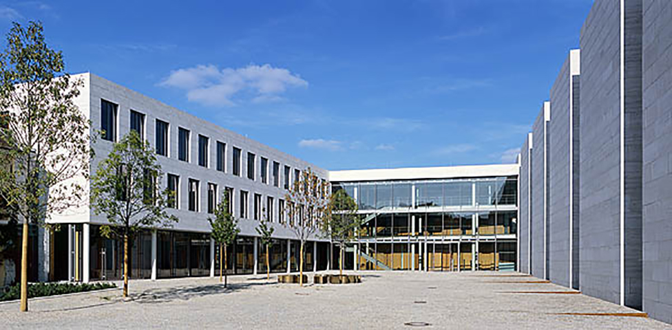 Nordgebäude des Bundesgerichtshofs