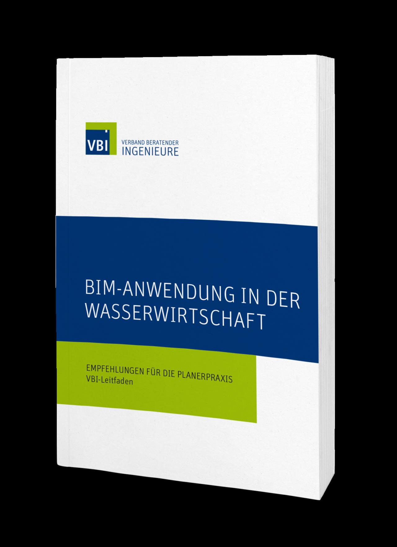 Cover der VBI-Broschüre