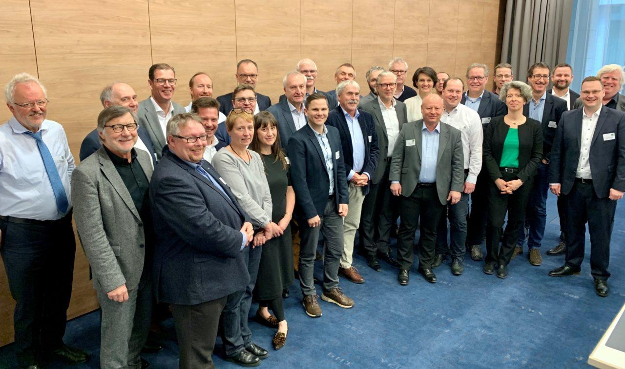 Vertreter der VBI-Fachgremien trafen sich zum Workshop in Berlin.