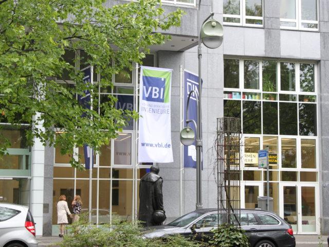 VBI-Geschäftsstelle erneut geschlossen – Mitarbeiter bleiben erreichbar