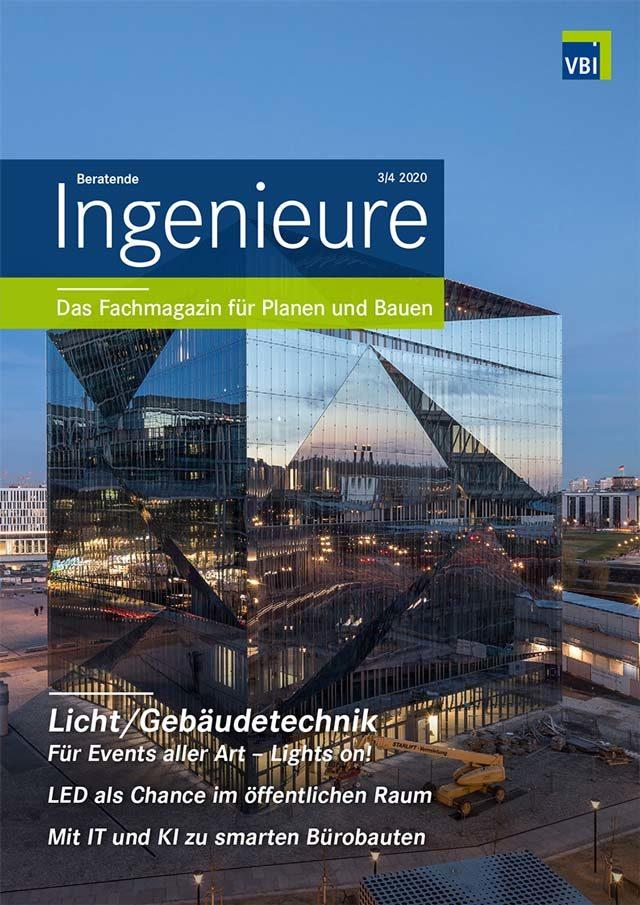 VBI-Magazin Nr. 03/04 2020 - Licht/Gebäudetechnik