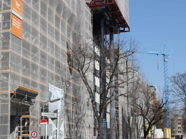 DIN-Baustelle März 2020