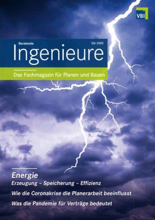 VBI-Magazin Nr. 05/06 2020 - Energie