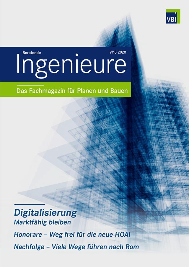 VBI-Magazin Nr. 09/10 2020 - Digitalisierung