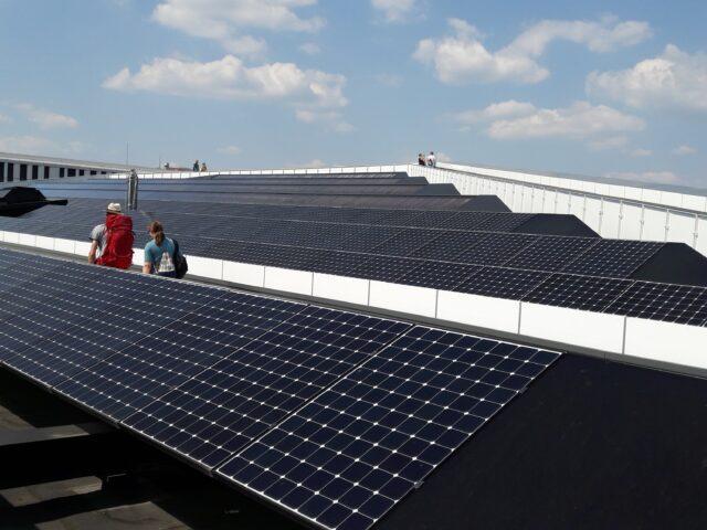 Klimaziele ohne Minus beim Bauvolumen erreichbar