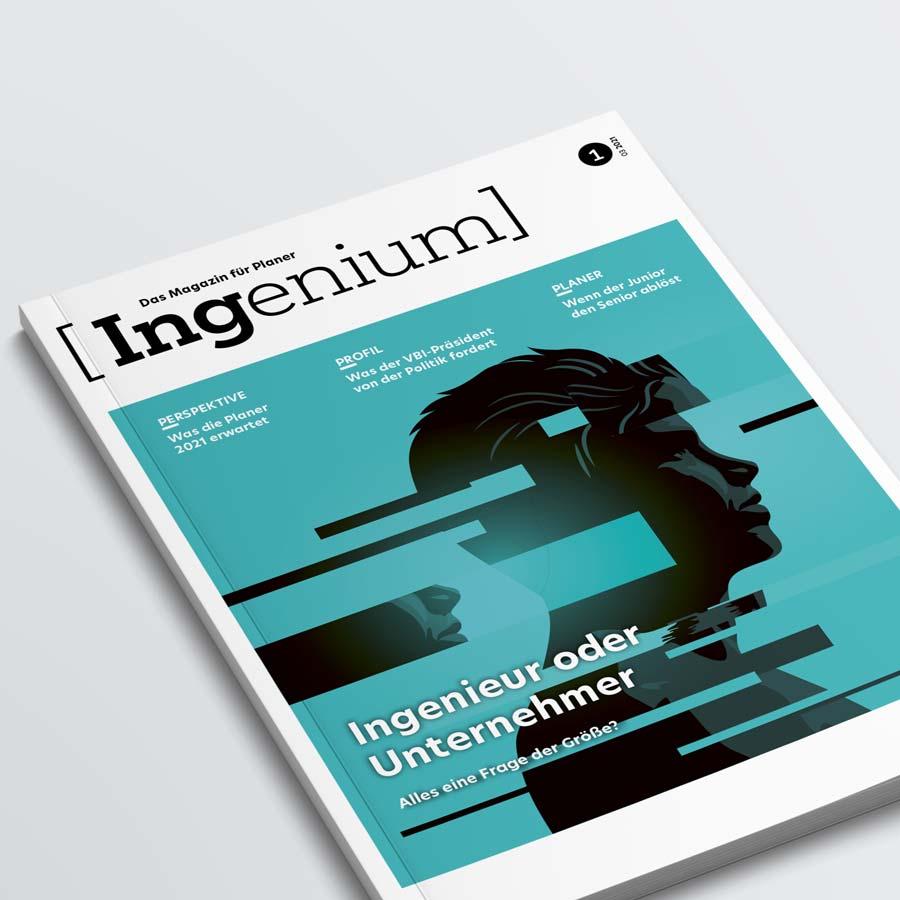 Neues VBI-Magazin Ingenium