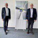 VBI-Präsident Jörg Thiele und Bundesingenieurkammer-Präsident Dr. Heinrich Bökamp