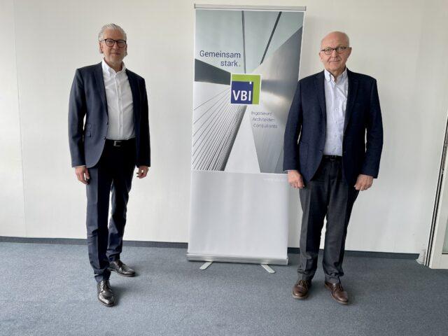 Austausch zwischen VBI und Bundesingenieurkammer