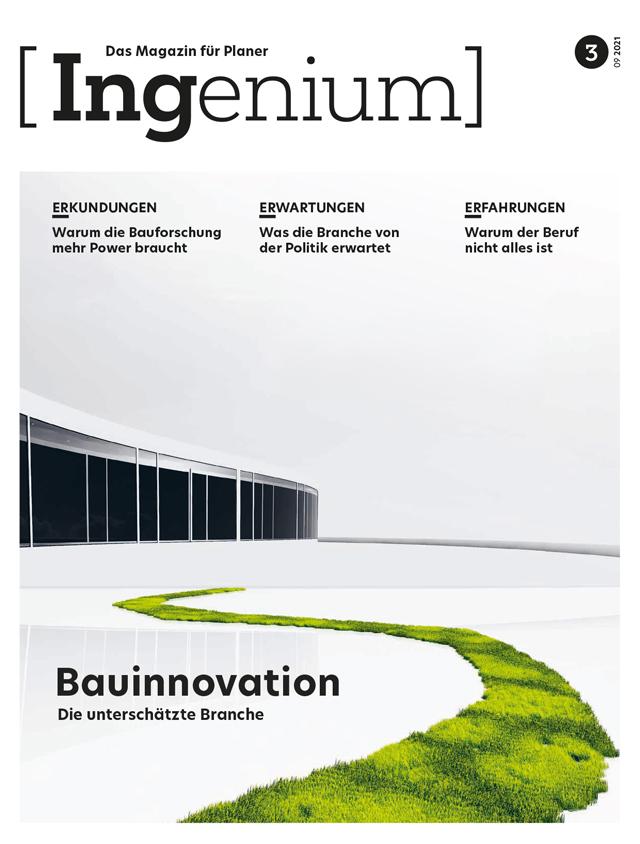 INGENIUM 03 2021 - Bauinnovation