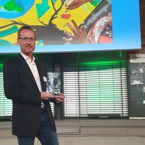 Sehlhoff gewinnt erstmals vergebenen Green-BIM-Award