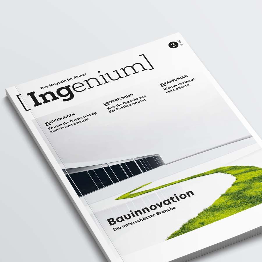 VBI-Magazin Ingenium