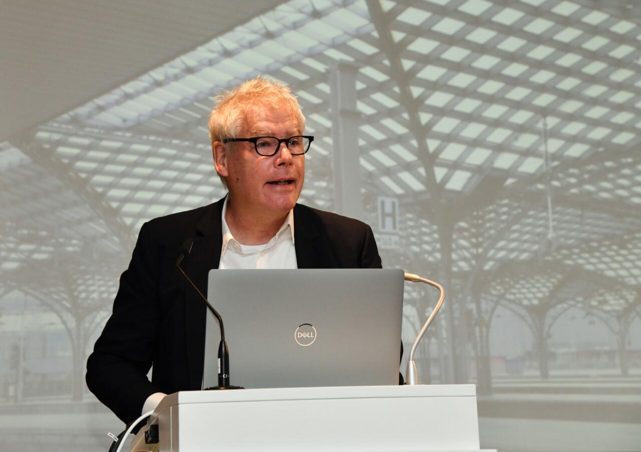 VBI-Vizepräsident Dr. Peter Warnecke